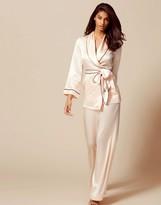 Agent Provocateur Classic Pyjama Bottom Pink