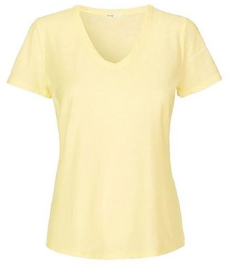 Levete Room - Any 2 Scoop Neck Tshirt - L