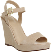 Office Mai Tai Two Part Wedge Sandals