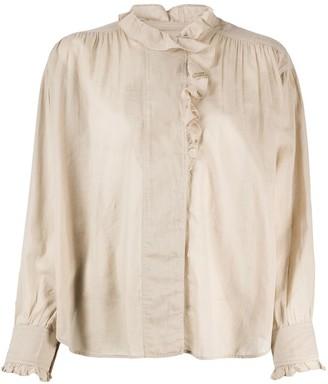 Etoile Isabel Marant Gossia long-sleeved blouse