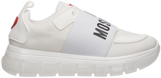 Love Moschino Logo Motif Sneakers