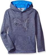 Puma Big Boy's Boys' Pullover Hoodie Sweater