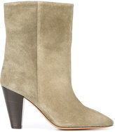 Etoile Isabel Marant Étoile Darilay suede boots - women - Calf Leather/Leather - 37