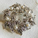 Highland Angel Silver Wreath Brooch