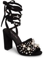 Kenneth Cole New York Women's Dierdre Embellished Sandal