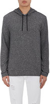 Barneys New York Men's Mélange French Terry Hoodie