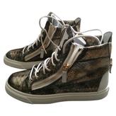 Giuseppe Zanotti Snake Shoes
