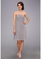 Donna Morgan Sarah Short Rouched Dress