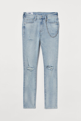 H&M Skinny Jeans with Chain