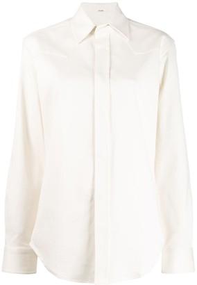 Zilver BCI cotton button-down shirt