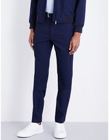Richard James Regular-fit straight stretch-wool trousers