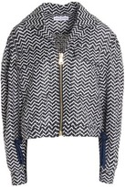 Sonia Rykiel Cotton-Blend Bouclé Jacket