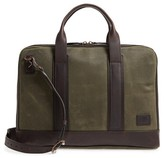Frye Men's Carter Slim Briefcase - Green