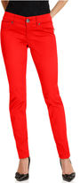 7 For All Mankind Seven7 Petite Jeans, Sateen Colored Jegging