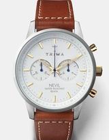 Triwa Snow Nevil - Brown Sewn Classic