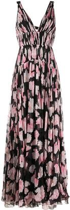 Maria Lucia Hohan Dottie floral-print maxi dress