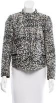 Proenza Schouler Fitted Bouclé Jacket