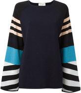 Antonia Zander cashmere Vivian knitted blouse - women - Cashmere - S