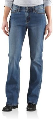 Carhartt Women's Original Tall Fit Denim Jasper Jean