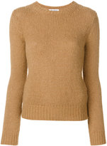 Dondup ribbed crew neck sweater
