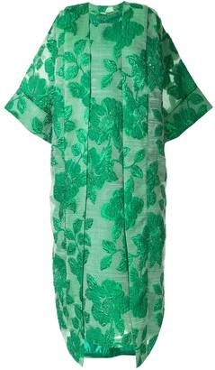 Isabella Collection kaftan and dress
