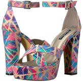 Michael Antonio Tulip - Print High Heels
