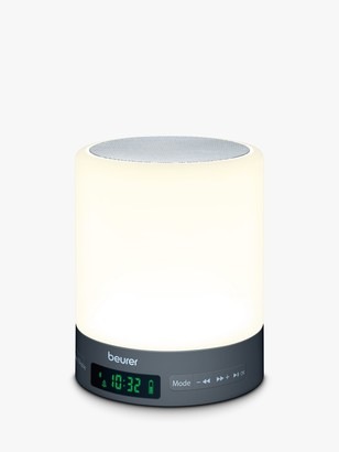 Beurer WL50 Wake Up to Daylight Table Lamp, White