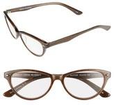 Corinne McCormack Women's 'Kaylee' 53Mm Reading Glasses - Brown