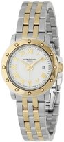 Raymond Weil Women's 5399-STP-00308 Tango White Dial Watch