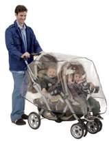 Nuby NubyTM Tandem Stroller Weather Shield