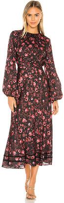 Keepsake Genius Midi Dress