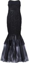 Marchesa Notte mermaid dress