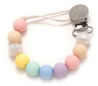 Loulou Lollipop Lolli Pacifier Clip Cotton Candy