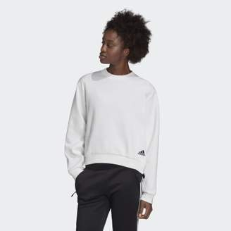 adidas Pleated Sweatshirt