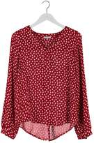 Kaffe AMBER Blouse faded red