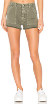 Hudson Mika Military Short in Army. - size 24 (also in )