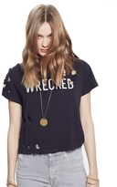 Mother Crop Goodie Wrecked T-Shirt