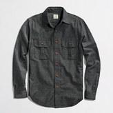 J.Crew Factory Tweed workshirt