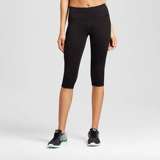 Champion Women's Everyday Mid-Rise Knee Tights 17 Black