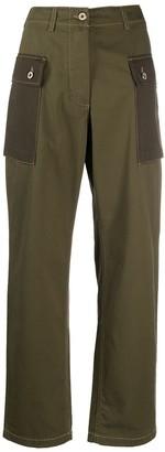 Loewe Flap Pockets Trousers