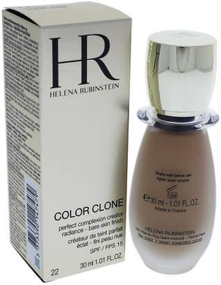 Helena Rubinstein Women's 1.01Oz 22 Beige Apricot Color Clone Foundation Spf 15