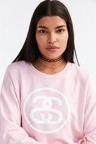 Stussy Logo Link Pullover Sweatshirt