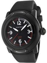 Glam Rock Women's GW25061 - Black Silicone/Black Wrist Watches