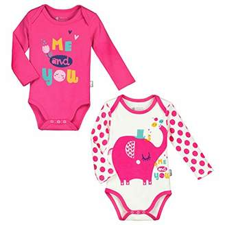 Camilla And Marc Bodies Long Sleeve - for Me and You - Pack of 2 Size 3 Months (62 cm)