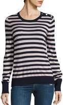 Equipment Women's Ondine Preppy Stripe Sweater