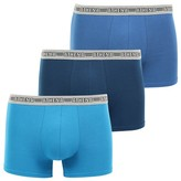 Athena Pack of 3 Pairs of Mens Stretch Cotton Boxer Shorts