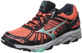 Mizuno Women's Wave Mujin 3 G-Tx Trail Running Shoes,38 1/2 EU