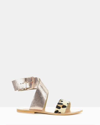 Los Cabos - Women's Flat Sandals - Triumph - Size One Size, 36 at The Iconic