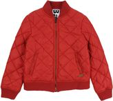 Bark Synthetic Down Jackets