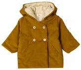 Ketiketa Velvet Hooded Coat